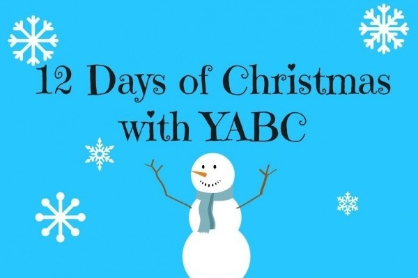2nd Annual 12 Days of Christmas Giveaway Extravaganza - Day 1