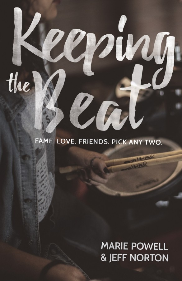 Giveaway: KEEPING THE BEAT by Marie Powell and Jeff Norton (US & Canada)