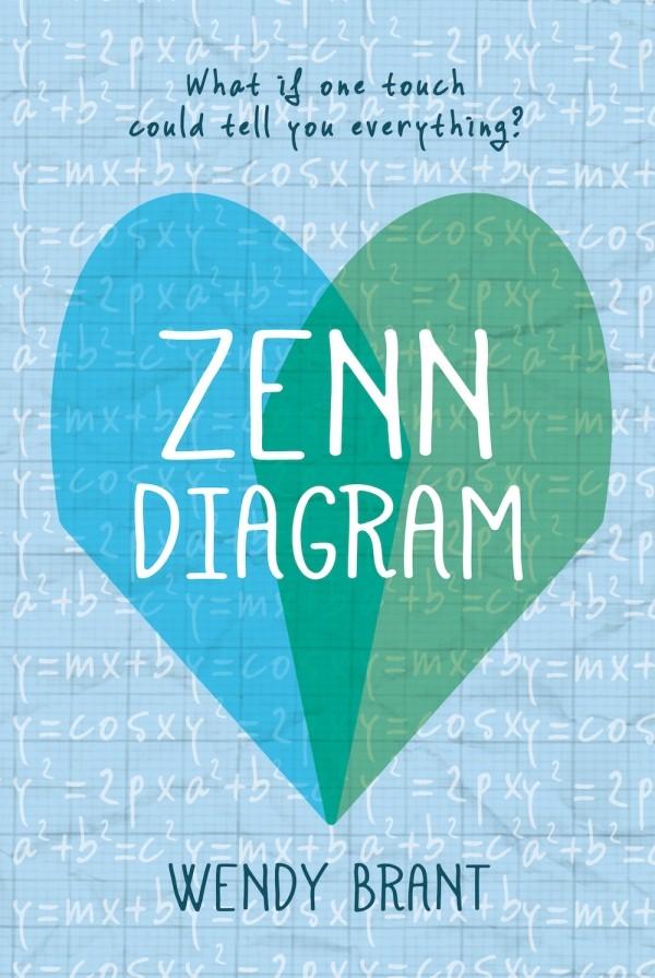 Giveaway: ZENN DIAGRAM by Wendy Brant (US & Canada)