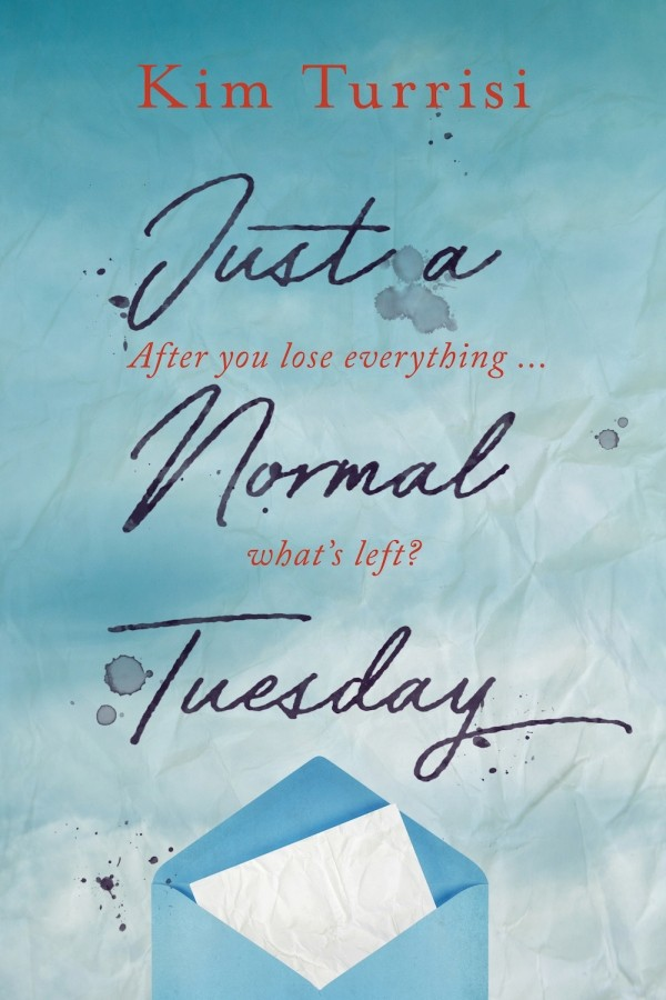 Giveaway: JUST A NORMAL TUESDAY by Kim Turrisi (US & Canada)