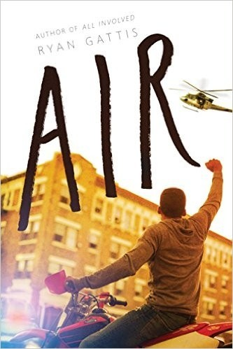 Press Release: Book Trailer for Air