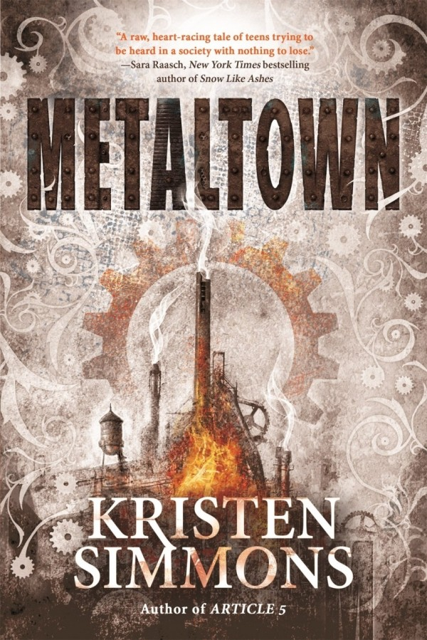 Featured Review: Metaltown by Kristen Simmons