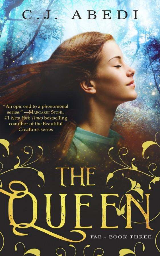 Spotlight on The Queen (C.J. Abedi), Plus Excerpt & Giveaway!