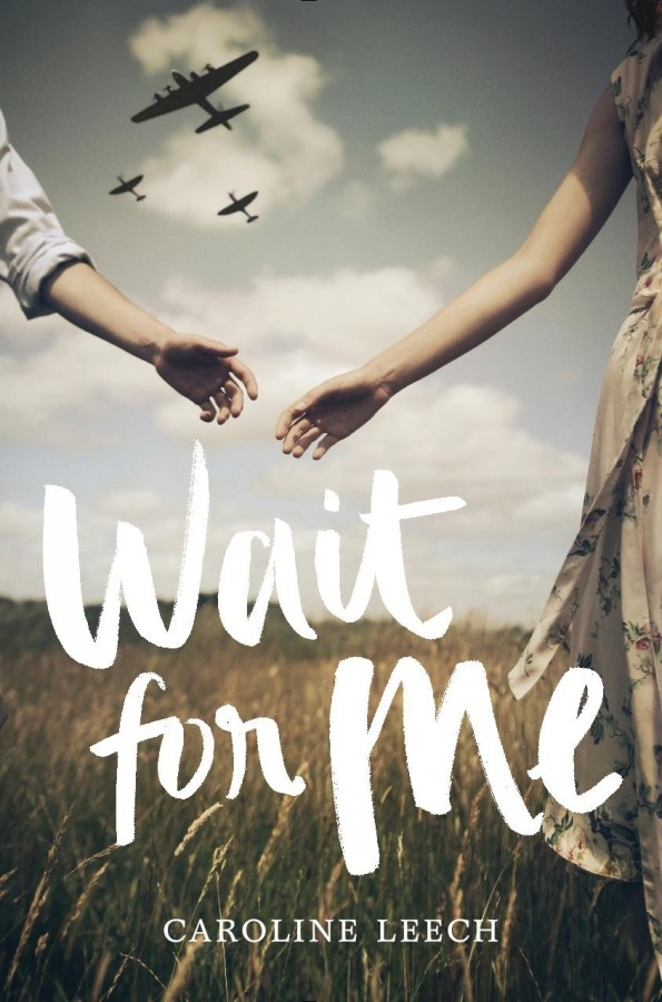 Spotlight on Wait For Me (Caroline Leech), First Chapter Reveal & Giveaway