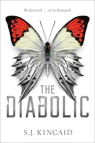 Press Release: Simon & Schuster Books For Young Readers signs up two additional Diabolic Novels by  S. J. Kincaid