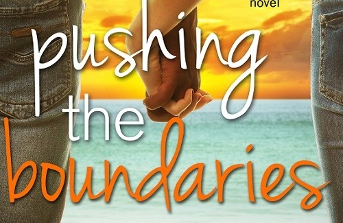 It's Live!! Cover Reveal: Pushing the Boundaries (Off Limits #1) by Stacey Trombley + Giveaway (US Only)