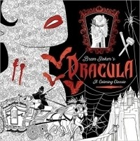 Featured Review: Dracula: A Coloring Classic (Bram Stoker)