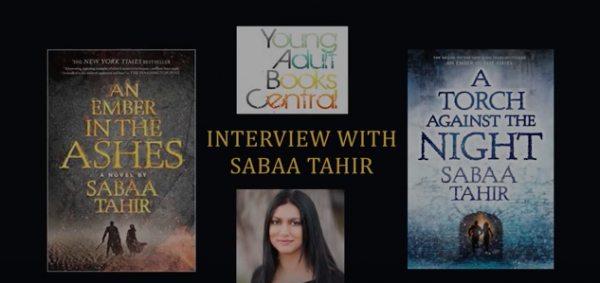 Author Chat with Sabaa Tahir