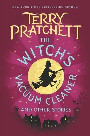 Featured Review: The Witch's Vacuum Cleaner and Other Stories (Terry Pratchett)