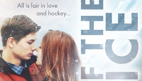 It's Live!! Cover Reveal: Off the Ice (Juniper Falls, #1) by Julie Cross + Giveaway (US Only)