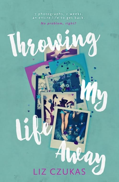 Author Chat with Liz Czukas, Plus First Chapter Reveal & Giveaway!