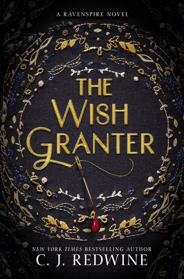 THE WISH GRANTER Pre-Order Giveaway Event! (International)
