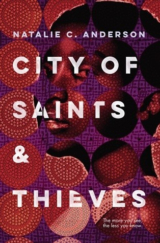 Featured Review: City of Saints and Thieves (Natalie C. Anderson)