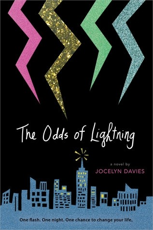 Featured Review: The Odds Of Lightning (Jocelyn Davies)