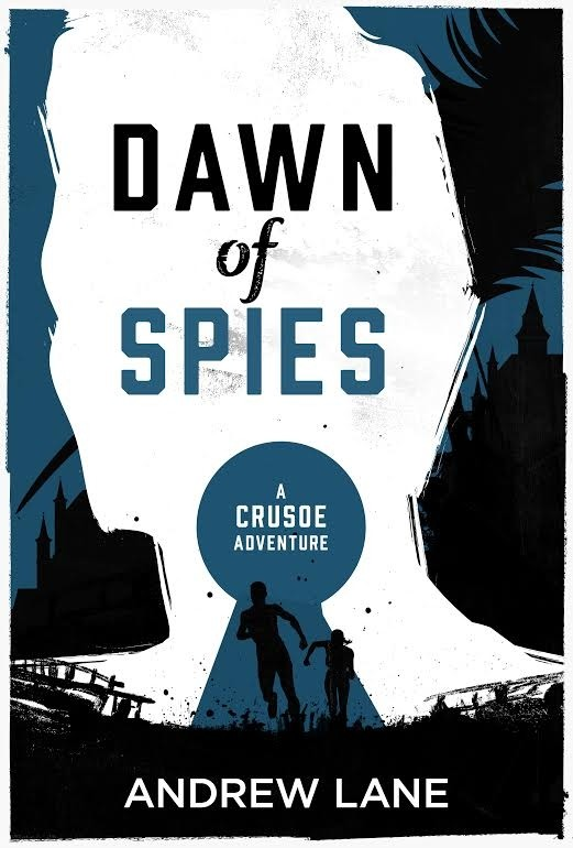 Author Chat with Andrew Lane (Dawn Of Spies) & Giveaway!
