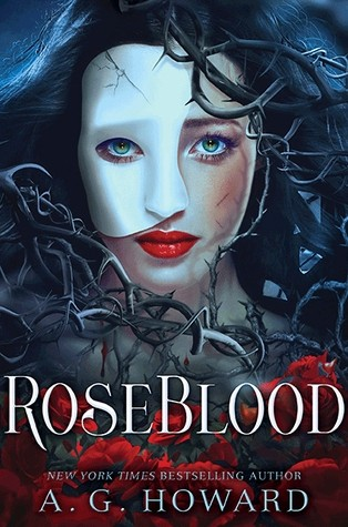 Featured Review: Roseblood by A.G. Howard