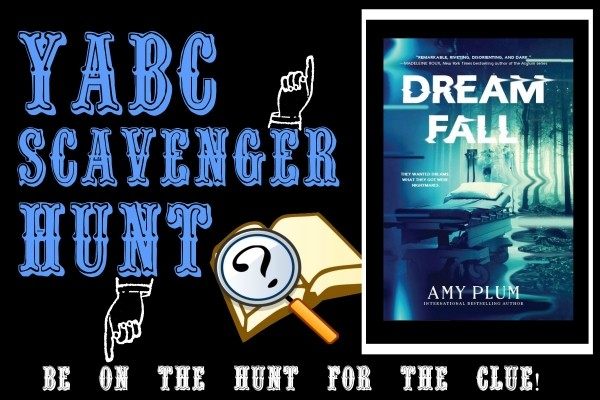 YABC Scavenger Hunt: Dreamfall, Plus Author Chat with Amy Plum, and Extra Giveaway!