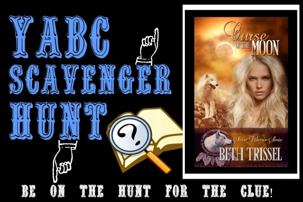 """YABC Scavenger Hunt: Curse of the Moon, Plus Beth Trissel's Article """"Lizard Lady,"""" and Extra Giveaway!"""
