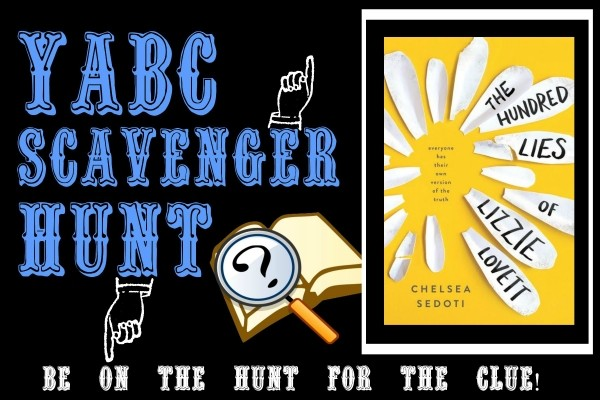 YABC Scavenger Hunt, Plus Author Chat with Chelsea Sedoti, and Extra Giveaway!