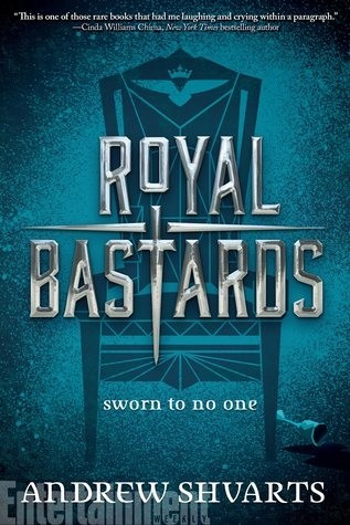 Press Release: Cover Reveal & Exclusive Excerpt: Royal Bastards (Andrew Shvarts)!!