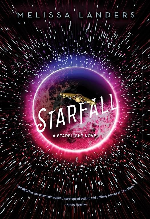 Release Day Blitz & Giveaway: Starfall (Melissa Landers)