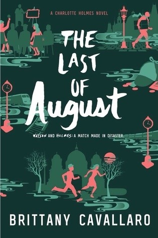 Book Trailer for THE LAST OF AUGUST