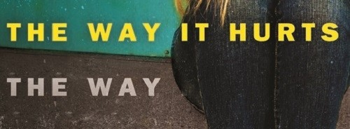 It's Live!! Cover Reveal: The Way It Hurts by Patty Blount + Giveaway (US/Canada)