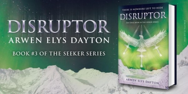 Author Chat with Arwen Elys Dayton, Plus Giveaway!