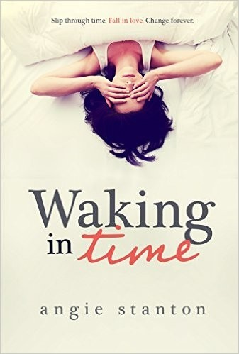 Blog Tour, Interview, & Giveaway: Waking In Time (Angie Stanton)