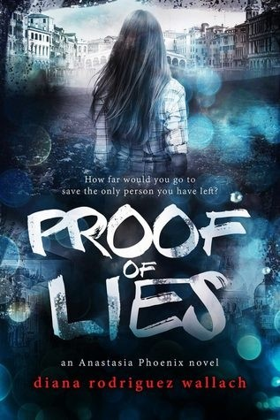 Spotlight on Proof Of Lies (Diana Rodriguez Wallach), Guest Post & Giveaway