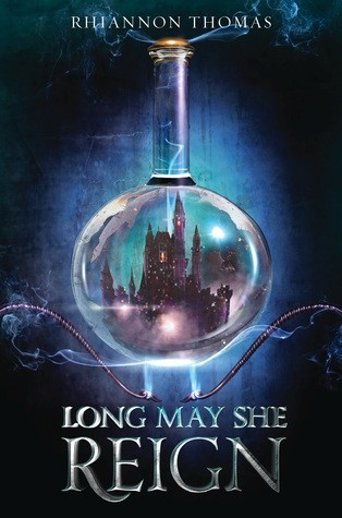Featured Review: Long May She Reign (Rhiannon Thomas)