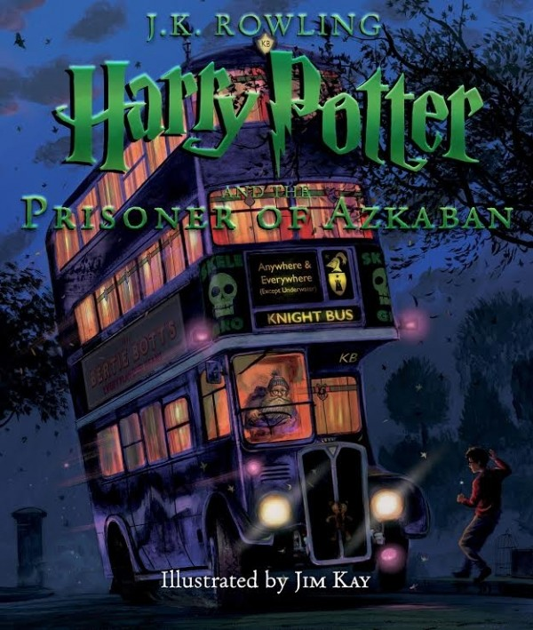 Press Release: Harry Potter and the Prisoner of Azkaban Illustrated Edition