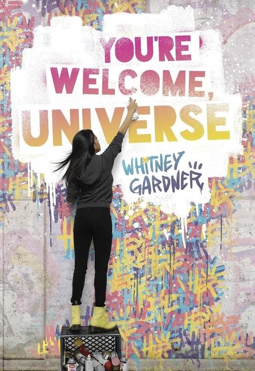 Author Chat with Whitney Gardner, Plus Giveaway!