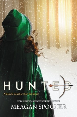 Featured Review: Hunted (Meagan Spooner)