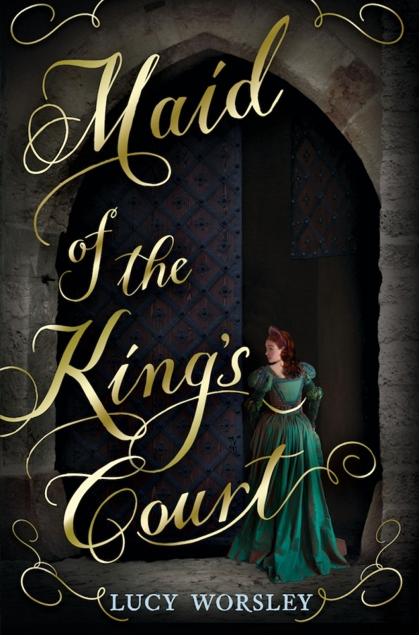 Giveaway: MAID OF THE KING'S COURT (US & Canada)