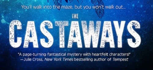 It's Live!! Cover Reveal: THE CASTAWAYS by Jessika Fleck + Giveaway (US Only)