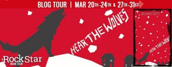 Rockstar Book Tours Blog Tour, Interview, & Giveaway: Hear The Wolves (Victoria Scott)