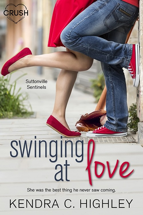 Spotlight on Swinging At Love (Kendra C. Highley), Guest Post & Giveaway!