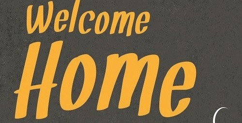 It's Live!! Cover Reveal: Welcome Home, edited by Eric Smith + Giveaway (US Only)