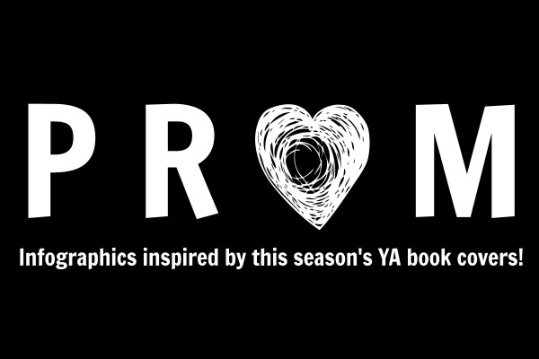 Prom Infographics: Inspired By This Season's YA Book Covers!