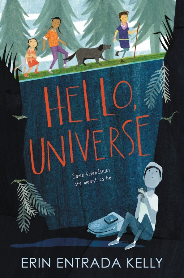 Giveaway: HELLO, UNIVERSE (US Only)