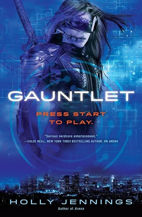 Spotlight on Gauntlet by Holly Jennings, Plus First Chapter Reveal & Giveaway!