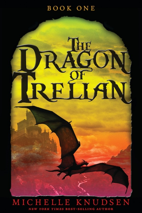 Giveaway: THE DRAGON OF TRELIAN (US and Canada Only)