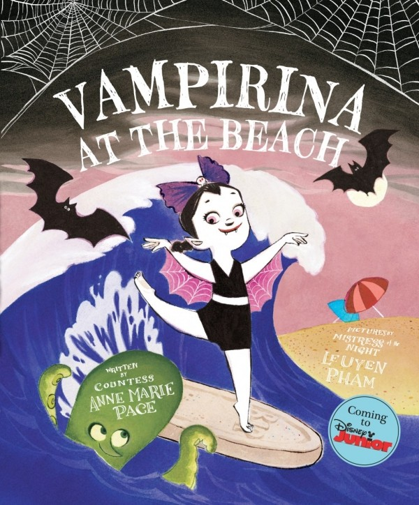 Giveaway: VAMPIRINA AT THE BEACH (US Only)