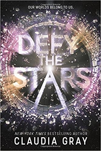 Featured Review: Defy the Stars by Claudia Gray