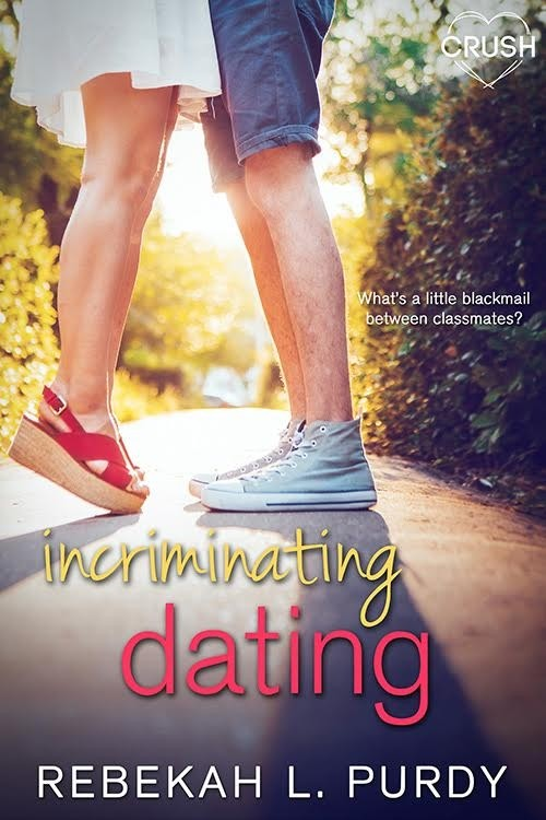 Spotlight on Incriminating Dating (Rebekah L. Purdy), Guest Post, & Giveaway!