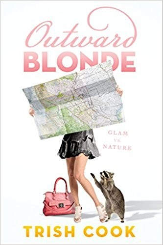 Spotlight on Outward Blonde by Trish Cook, Plus Excerpt, Video, & Giveaway!