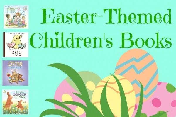 Easter Themed Children's Books + Giveaway!!