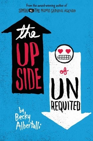 Featured Review: The Upside Of Unrequited (Becky Albertalli)