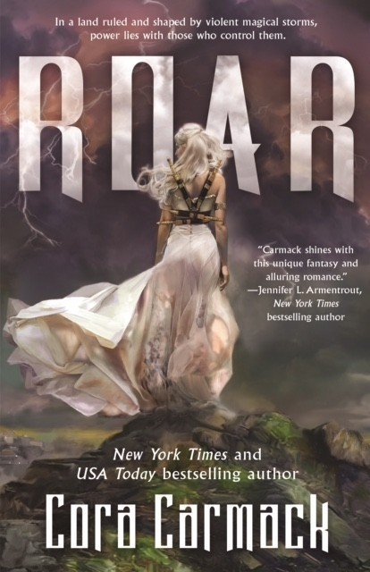 Tor Teen Pre-Order Promotion Giveaway for Roar (Cora Cormack)!